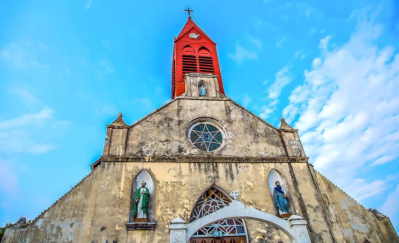La Cathédrale St Marie