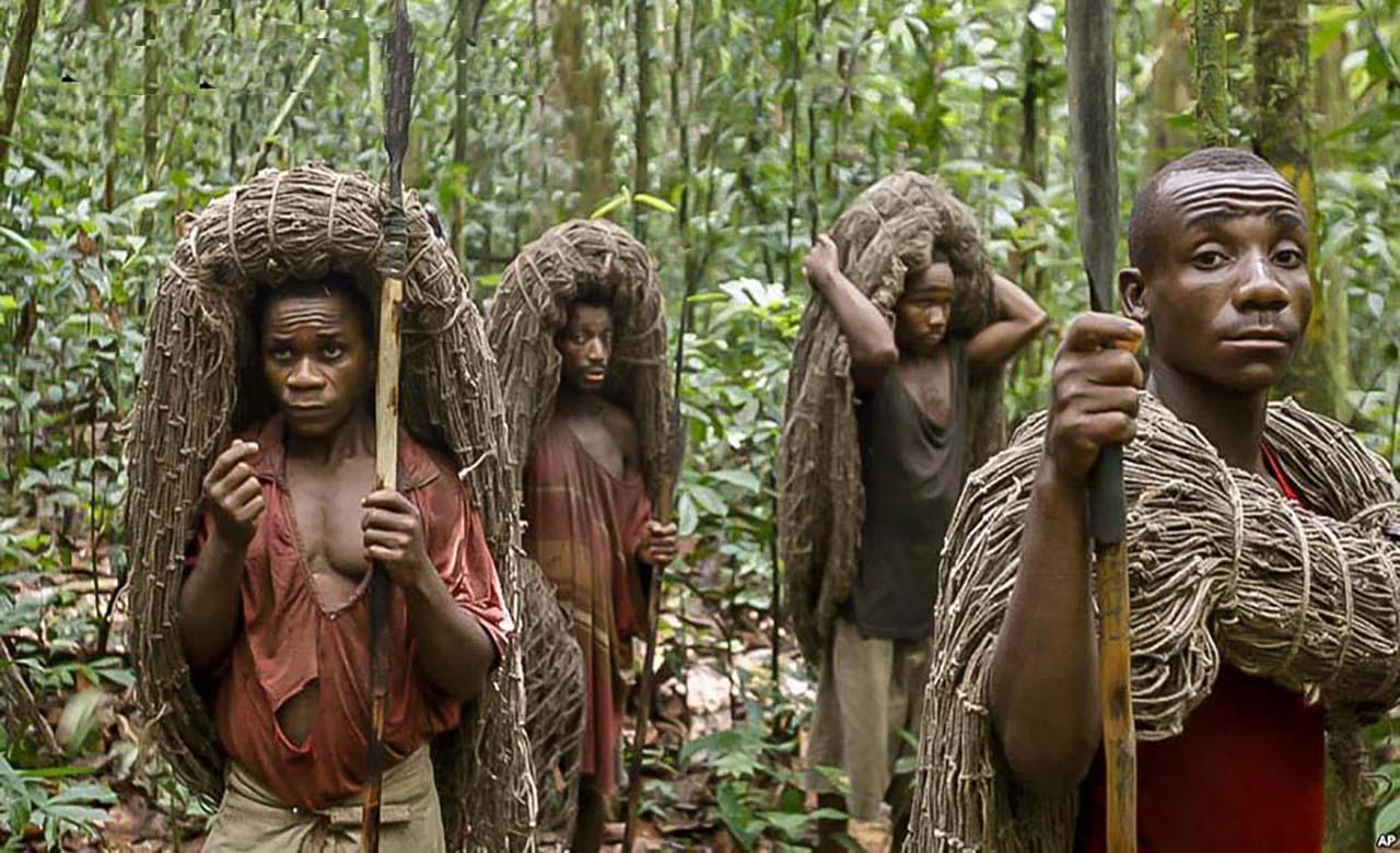 les Pygmées