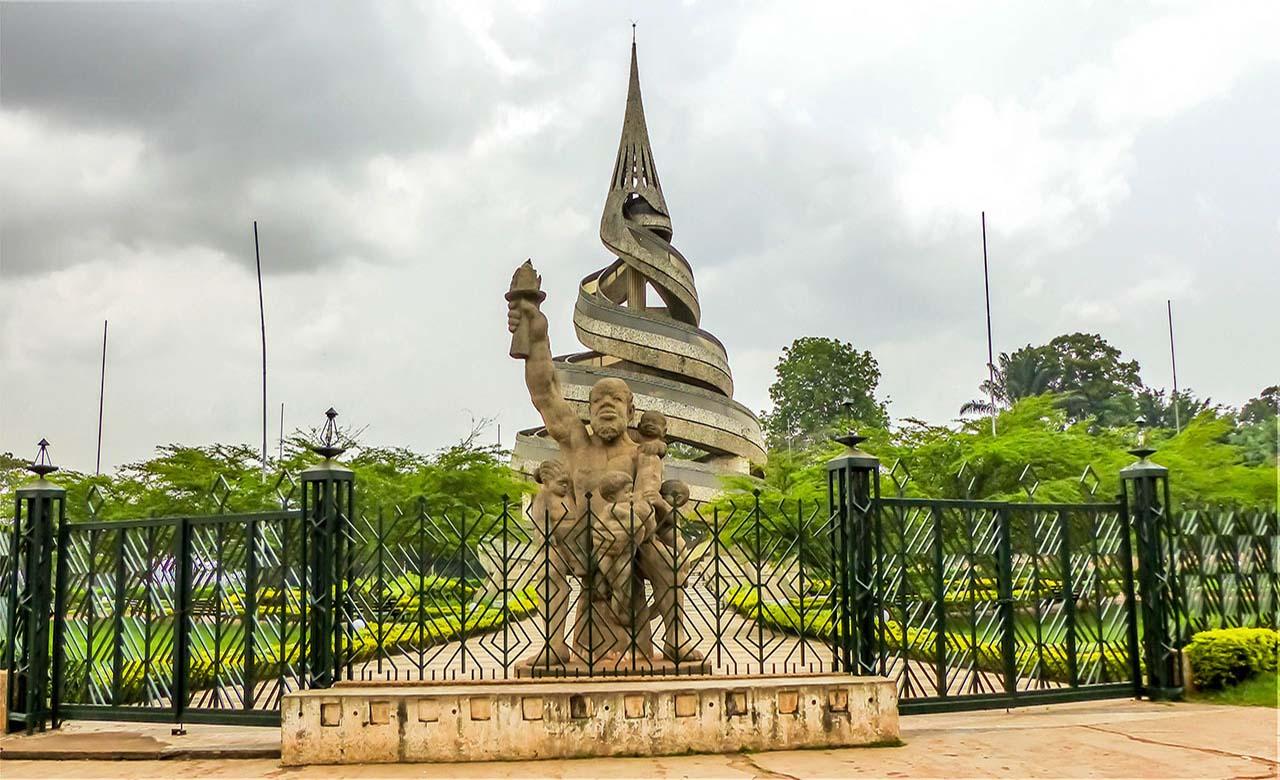 Monument de la reunification